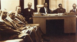 Junta de Directores de la Watch Tower de 1950